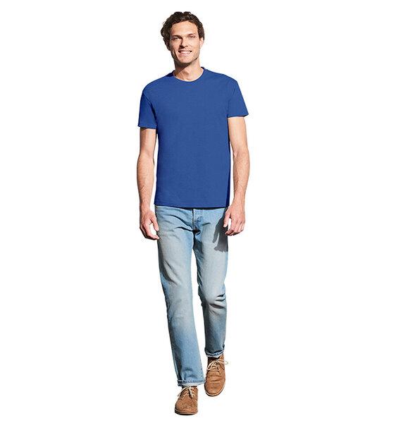 Marškinėliai vyrams Fishing Only, mėlyna kaina