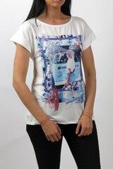 Marškinėliai moterims NANA BELLA kaina ir informacija | Marškinėliai moterims | pigu.lt
