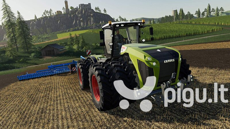 Farming Simulator 19 Premium Edition PS4 pigiau