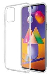 Dėklas Fusion Ultra, skirtas Samsung M317 Galaxy M31S, skaidrus, 1mm kaina ir informacija | Telefono dėklai | pigu.lt