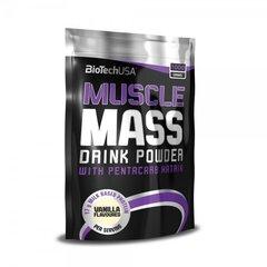 Maisto papildas Biotech Muscle Mass 1000 g. kaina ir informacija | Angliavandeniai | pigu.lt