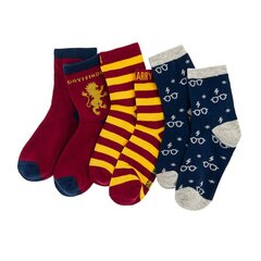 Cool Club kojinės berniukams, 3 poros, Haris Poteris (Harry Potter), LHB21218560-00 kaina ir informacija | Cool Club kojinės berniukams, 3 poros, Haris Poteris (Harry Potter), LHB21218560-00 | pigu.lt