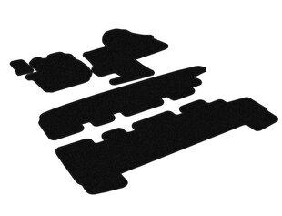 Kilimėliai ARS RENAULT TRAFIC 2001-2014 (8 v. I, II ir III e.) /MAX4 Standartinė danga kaina ir informacija | Modeliniai tekstiliniai kilimėliai | pigu.lt