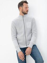 Žaketas vyrams Tom Tailor 1020312, šviesiai pilka kaina ir informacija | Megztiniai vyrams | pigu.lt
