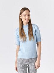 Megztinis moterims Monton, mėlynas kaina ir informacija | Megztinis moterims Monton, mėlynas | pigu.lt