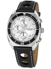 Laikrodis vyrams Jacques Lemans 1-2041B цена и информация | Мужские часы | pigu.lt
