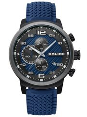 Laikrodis vyrams Police PL15657JSBU.03P цена и информация | Мужские часы | pigu.lt