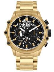 Vyriškas laikrodis Police PL16018JSG.02M цена и информация | Мужские часы | pigu.lt
