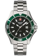 Vyriškas laikrodis Swiss Alpine Military 7040.1134 цена и информация   Мужские часы   pigu.lt