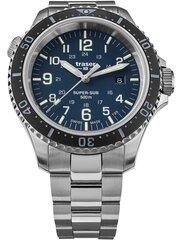 Мужские часы Traser Traser P67 SuperSub Blue цена и информация | Мужские часы Traser Traser P67 SuperSub Blue | pigu.lt