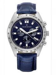 Часы для мужчин Claude Bernard Classic Chronograph 10247 3C BUIN цена и информация | Мужские часы | pigu.lt