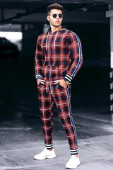 Sportinis kostiumas vyrams Widow, raudonas kaina ir informacija | Sportinė apranga vyrams | pigu.lt