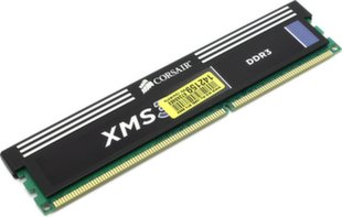 Corsair XMS3 4GB DDR3 CL11 CMX4GX3M1A1600C11