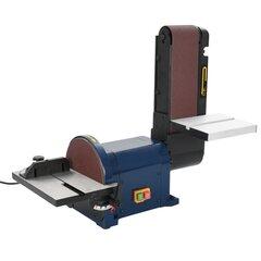 Elektrinis juostinis/diskinis šlifuoklis, 550 w, 200 mm kaina ir informacija | Mechaniniai įrankiai | pigu.lt