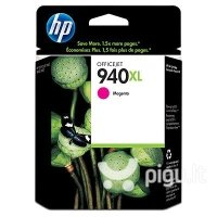 HP 940XL Magenta Officejet Ink Cartridge (1.400 pages)