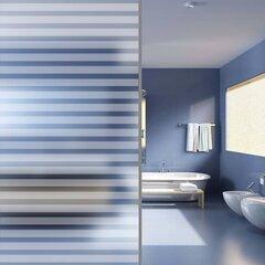 Matinė privatumo suteikianti langų plėvelė, 0,9x20m kaina ir informacija | Langų tamsinimo plėvelės | pigu.lt