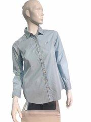 Marškiniai moterims Crew OWIB004, mėlyni kaina ir informacija | Palaidinės, marškiniai moterims | pigu.lt