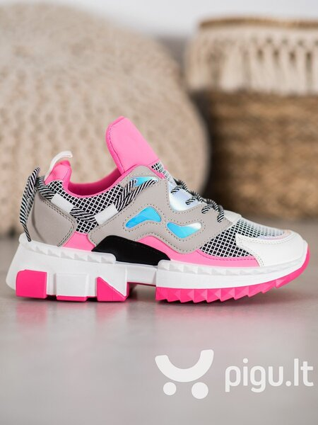Sportiniai bateliai moterims Seastar, rožiniai kaina