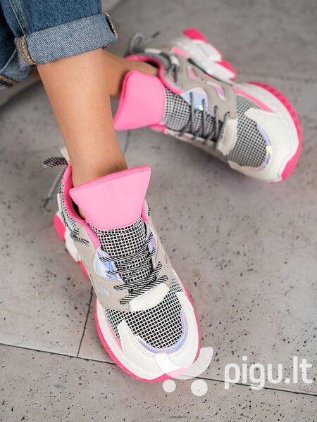 Sportiniai bateliai moterims Seastar, rožiniai pigiau