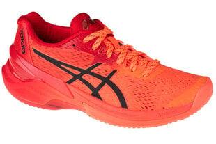 Sportiniai batai moterims Asics 1052A047-701, raudoni kaina ir informacija | Sportiniai bateliai, kedai moterims | pigu.lt
