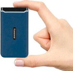 Transcend TS500GESD370C kaina ir informacija | Išoriniai kietieji diskai (SSD, HDD) | pigu.lt