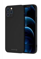 Swissten Soft Joy Silicone Case for Apple iPhone 11 Pro Black kaina ir informacija   Swissten Soft Joy Silicone Case for Apple iPhone 11 Pro Black   pigu.lt