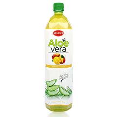 Aloe Vera gėrimas Aleo Mango, 1.5 L kaina ir informacija | Sultys, nektarai ir sulčių gėrimai | pigu.lt