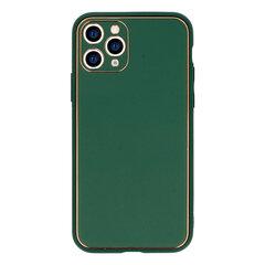 Luxury Case Samsung Galaxy A51 žalias kaina ir informacija | Telefono dėklai | pigu.lt