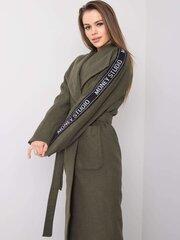 Paltas moterims, žalias kaina ir informacija | Paltai moterims | pigu.lt