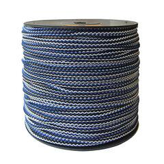 Virvė nėrimui 5.5 mm. spalva Estiška(Nr. 8) 200 m. kaina ir informacija | Nėrimo priemonės | pigu.lt