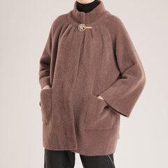 Trumpas megztinis be kapišono kaina ir informacija | Megztiniai moterims | pigu.lt
