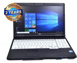 Fujitsu Lifebook A572 i5-3320m 8GB 480GB SSD Microsoft Windows 10 Professional (Renew) kaina ir informacija   Fujitsu Lifebook A572 i5-3320m 8GB 480GB SSD Microsoft Windows 10 Professional (Renew)   pigu.lt