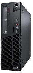 Lenovo M81 i3-2120S 8GB 480GB SSD 2TB HDD GT1030 2GB Microsoft Windows 10 Professional kaina ir informacija | Stacionarūs kompiuteriai | pigu.lt