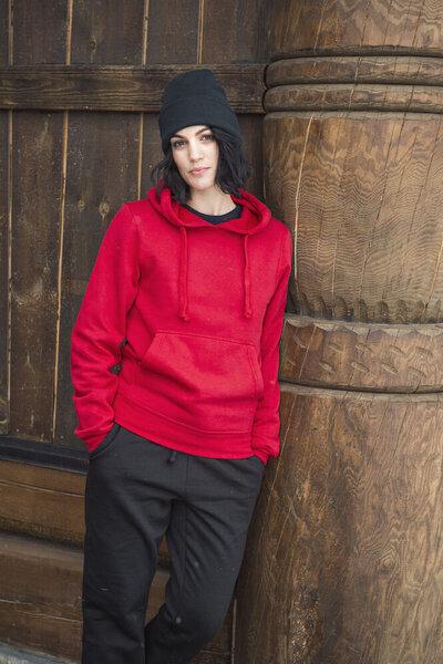 Džemperis vyrams Clique Basic Hoody grey melange