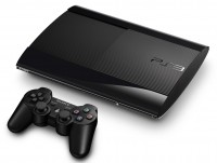 Žaidimų konsolė SONY PlayStation 3 Super Slim, 500 GB