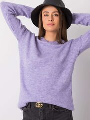 Megztinis moterims, violetinis kaina ir informacija | Megztiniai moterims | pigu.lt