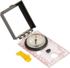 Kompasas su dideliu veidrodžiu Meteor kaina ir informacija | Kompasas su dideliu veidrodžiu Meteor | pigu.lt