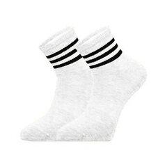 Sportinės kojinės vyrams Smile, baltos kaina ir informacija | Vyriškos kojinės | pigu.lt