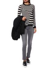 Megztinis moterims Diesel M-Mixup, baltas kaina ir informacija | Megztiniai moterims | pigu.lt