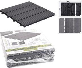 Decking grindys terasoms WPC, 6 vnt kaina ir informacija | Terasos grindys | pigu.lt