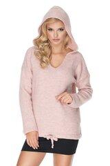 Megztinis moterims PeeKaBoo 135299, rožinis kaina ir informacija | Megztiniai moterims | pigu.lt