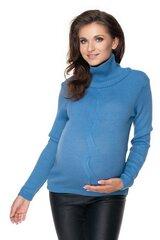 Megztinis moterims PeeKaBoo 135964, mėlynas kaina ir informacija | Megztiniai moterims | pigu.lt