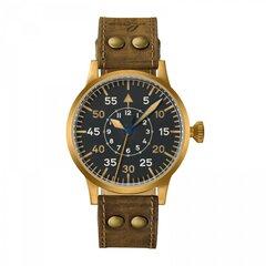 Мужские часы Laco Friedrichshafen Bronze цена и информация | Мужские часы | pigu.lt