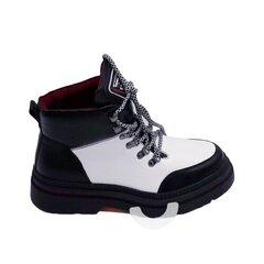 Auliniai batai moterims Aotoria, balti kaina ir informacija | Aulinukai, ilgaauliai batai moterims | pigu.lt
