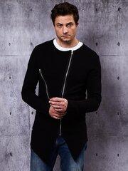 Megztinis vyrams, juodas kaina ir informacija | Megztiniai vyrams | pigu.lt