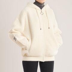 Trumpas megztinis, baltas kaina ir informacija | Megztiniai moterims | pigu.lt