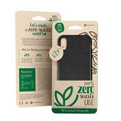 Telefono dėklas Forcell BIO, skirtas Iphone 12 Pro Max, juodas kaina ir informacija | Telefono dėklai | pigu.lt