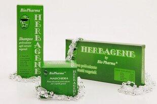 Rinkinys nuo plaukų slinkimo su žolelių ekstraktais Biopharma Herbagene kaina ir informacija | Priemonės plaukų stiprinimui | pigu.lt