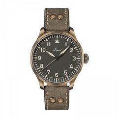 Мужские часы Laco Augsburg Oliv 42 цена и информация | Мужские часы | pigu.lt