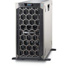 Сервер Dell PowerEdge T340 Tower Xeon E-2224 цена и информация | Серверы | pigu.lt